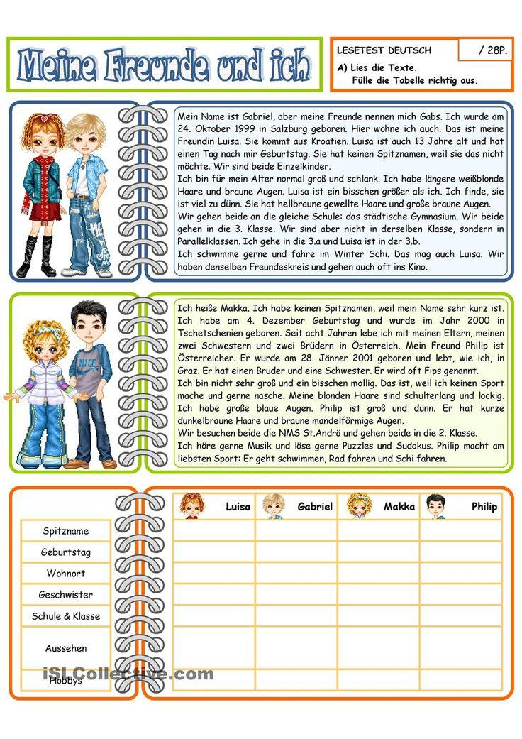 Für die 12 Klasse Grundschule Leselerngeschichten