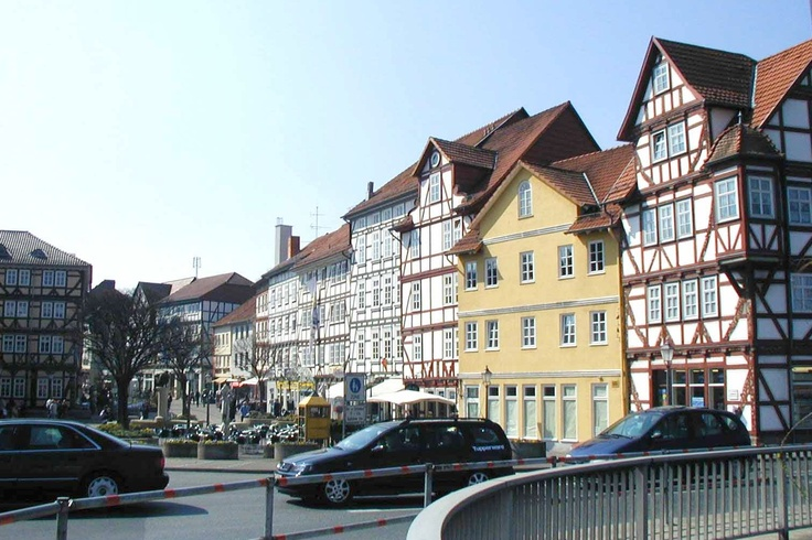 Eschwege Germany  city photos : Eschwege, Germany 2003 | Eschwege an der Werra Germany | Pinterest