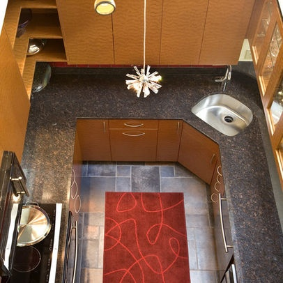 flagstone' flooring | Kitchen ideas | Pinterest
