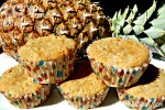 Gluten Free Pineapple Coconut Muffins - Canada Jenny
