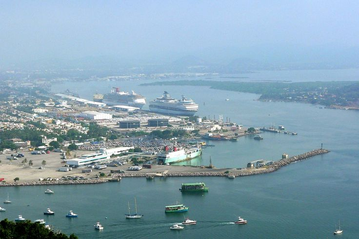 Mazatlan  Cruise Ship Docks  Mazatlan Sinaloa Mexico