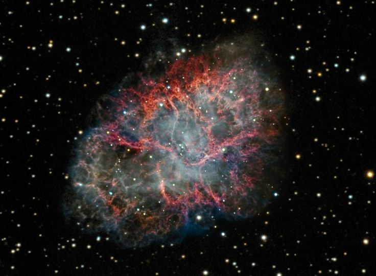 crab nebula m1-#7