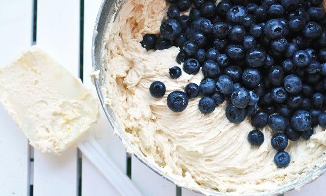 Blueberry Buttermilk Cake2 blueberry buttermilk cake