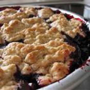 Blackberry Cobbler Ii   Recipes - Cobblers   Pinterest