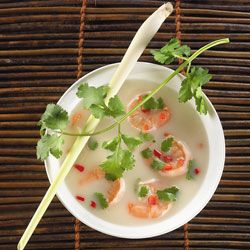 Lemongrass Shrimp Soup | Diabetes Forecast Magazine