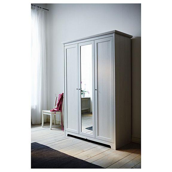 Ikea Aspelund Kleiderschrank  diy  Pinterest