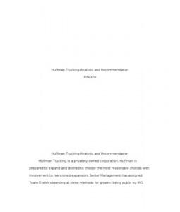 fin 370 virtual organization strategy paper