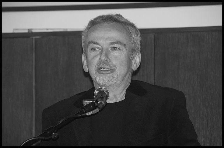 Aleksy Wróbel, pomysłodawca Festiwalu Poezji w Londynie
