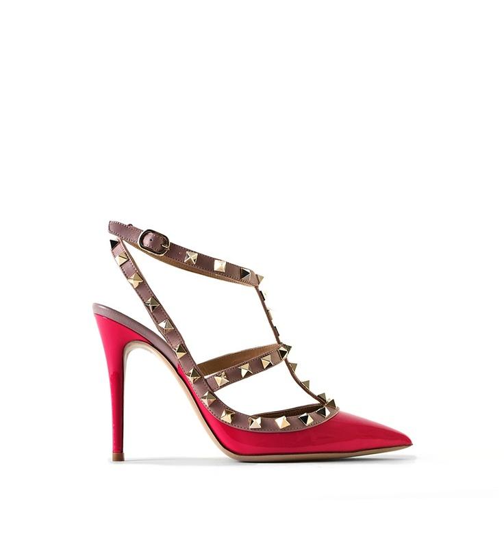 valentino rockstudValentino Shoes Rockstud