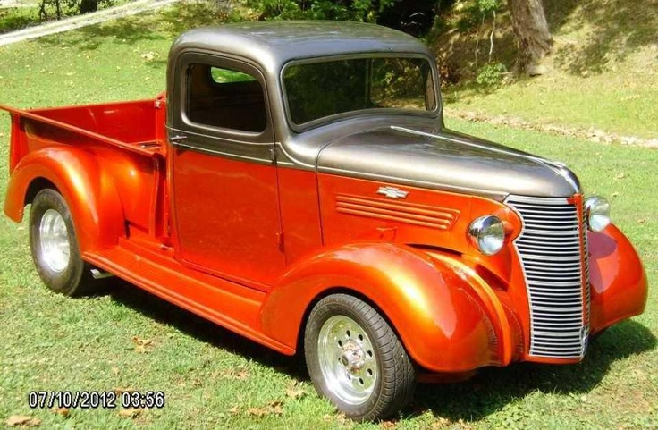 1938 chevy classic trucks all makes and models pinterest. Black Bedroom Furniture Sets. Home Design Ideas