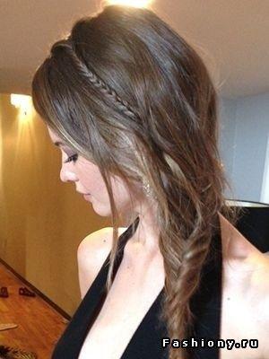 Красивые и простые причёски с косичками