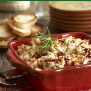 Sun Dried Tomato Artichoke Dip | Recipes | Pinterest