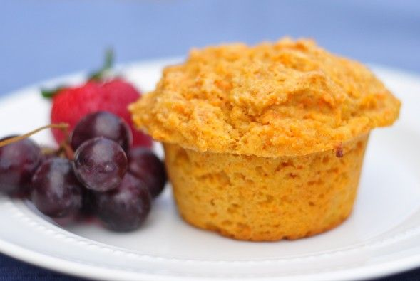 Carrot Muffins With Sweet Chèvre Icing Recipes — Dishmaps