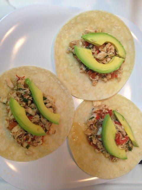 Tilapia Tacos | Healthy Recipes/Food | Pinterest