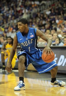 Kyrie Irving Duke Duke Blue Devils...
