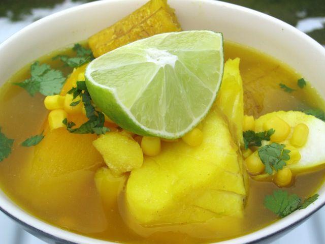 Colombian Sancocho de pescado | fish pescado | Pinterest