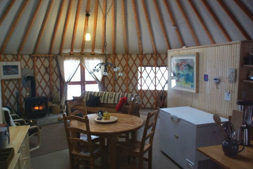 The Classifieds: Yurt for Sale from