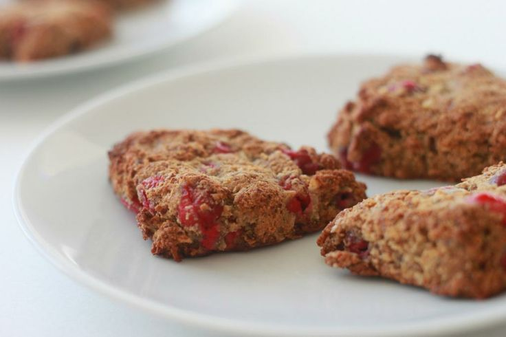 Flourless Cranberry Scones:: 2 c almond meal, 1/3 c shredded ...