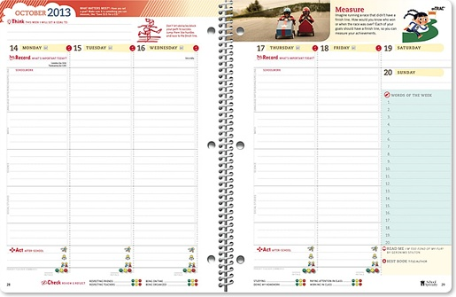 Student Planner - Classic | School Specialty | US