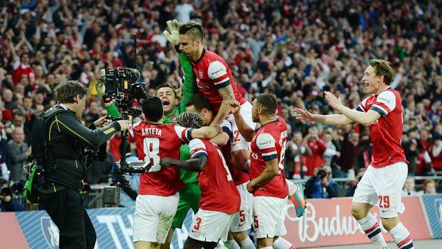 fa cup semi final ko time 2014