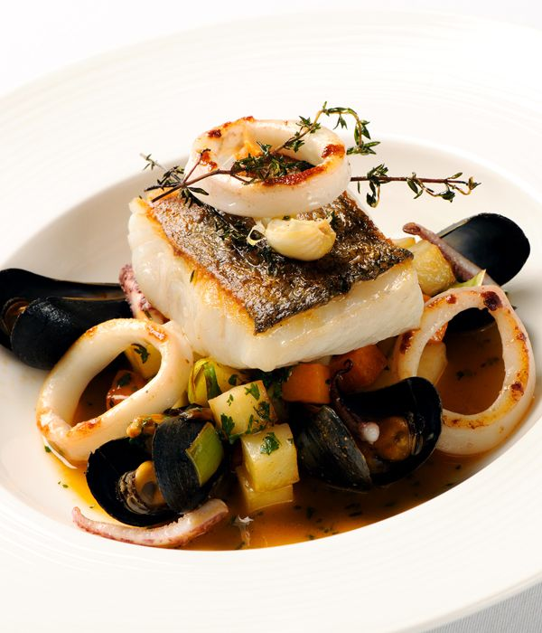 This Nathan Outlaw seafood stew recipe takes inspiration from rustic ...