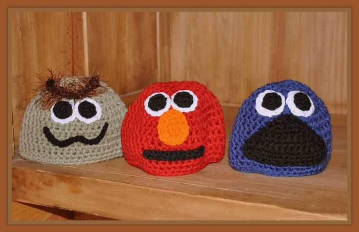 Free Crochet Patterns For Elmo Hat : Elmo Hat Pattern submited images Pic2Fly