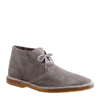 J.Crew - Classic MacAlister boots in suede