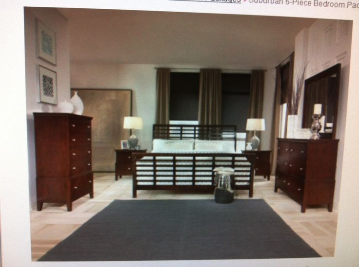 chocolate brown bedroom set things i like for home decor pinterest