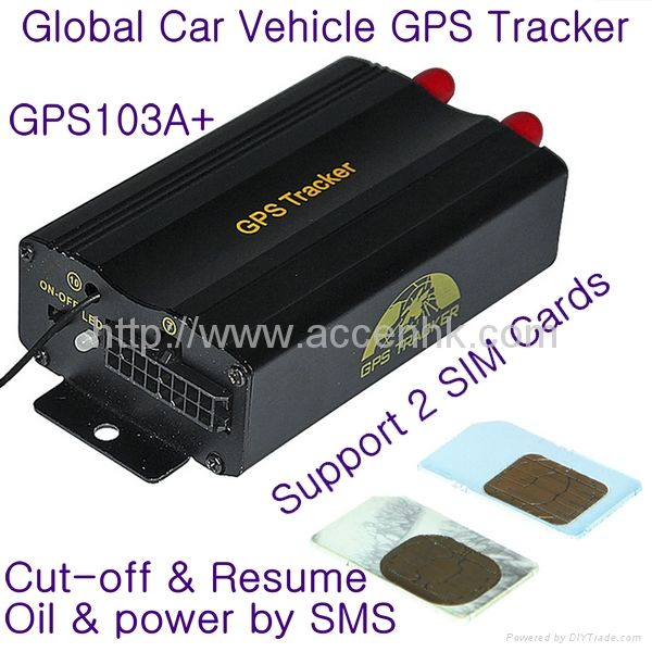 car tracking with mobile phone