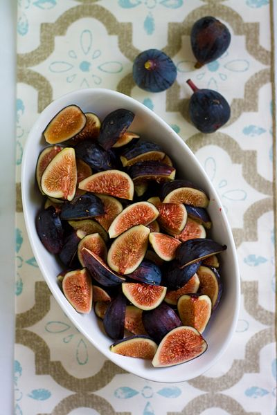 Mission Fig and Balsamic Jam Recipe | Figs | Pinterest