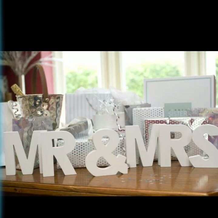 Wedding Gift Table Ideas Pinterest : gift table cute