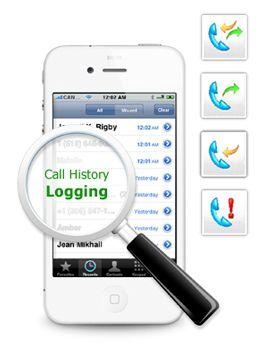 iphone tracking calls