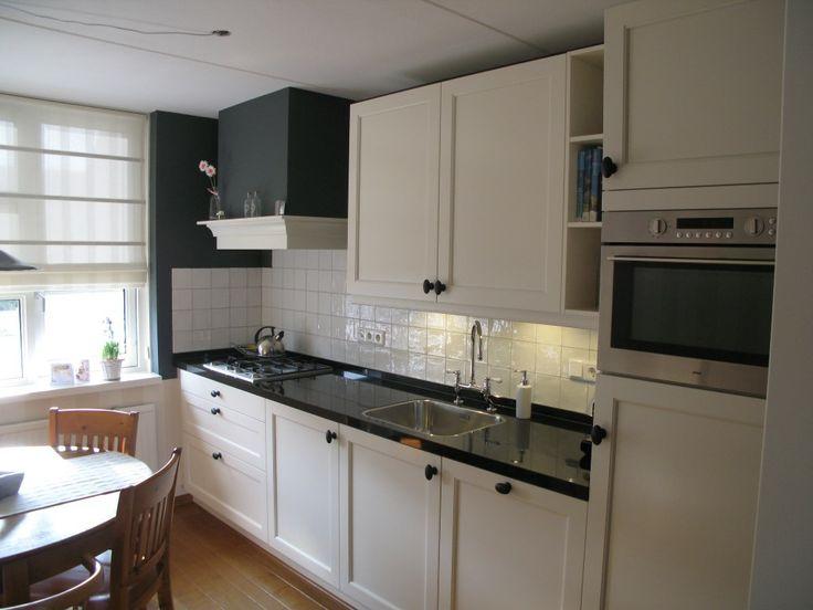 Voorbeelden Schiereiland Keuken : by Diepeveen Keukens & Badkamers on Nostalgische keuken voorbeeld