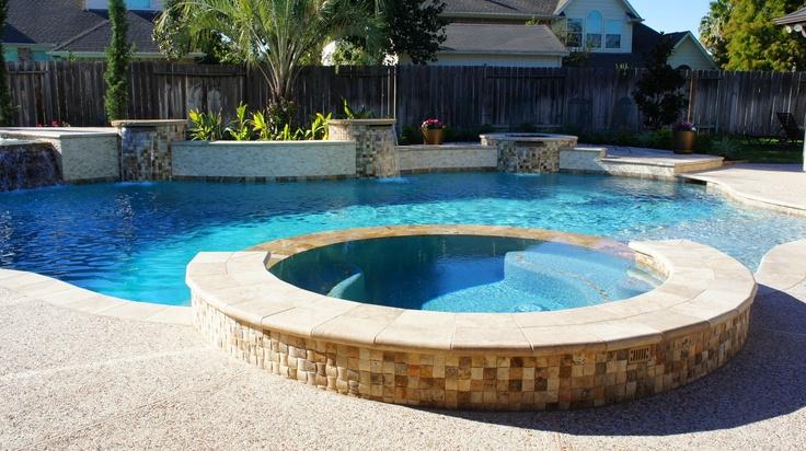 Beautiful Backyard Swimming Pools Various