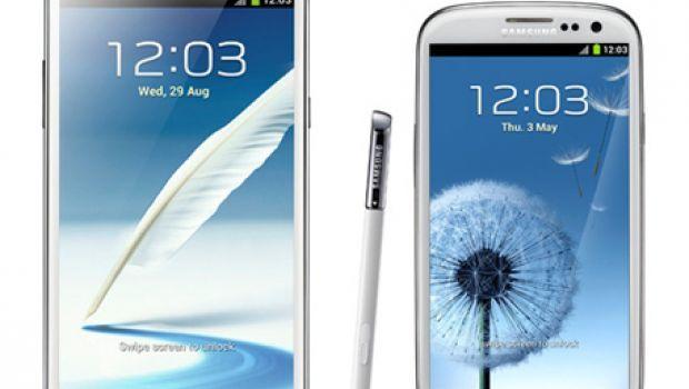 Aggiornamento Galaxy S3 e Galaxy Note II a 4.2.2 tarderà un po'