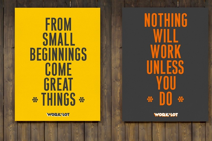 from small beginnings come great things essay