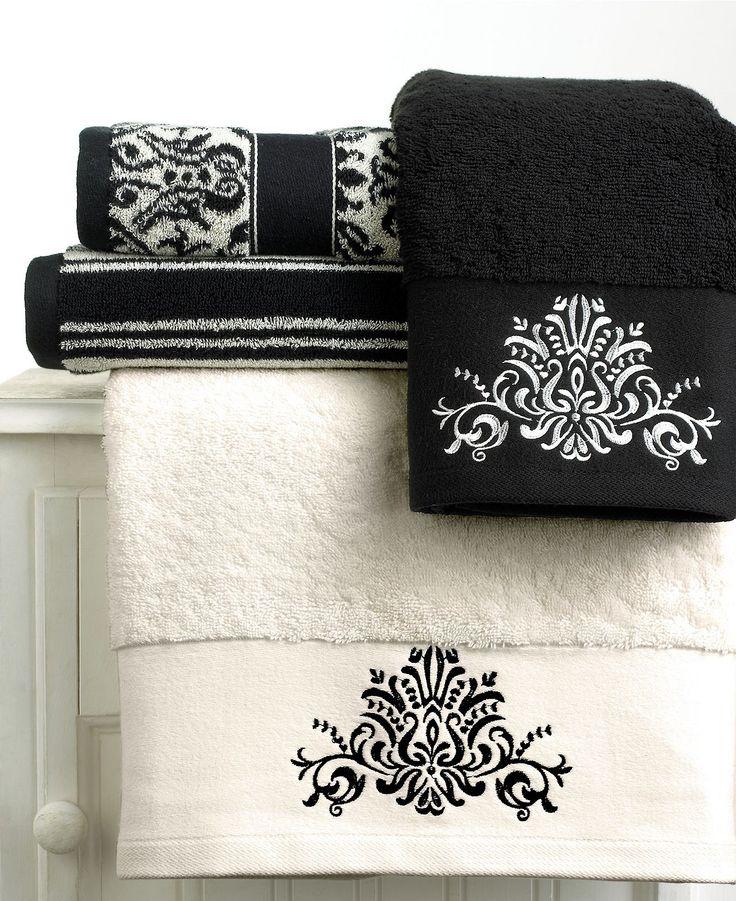 black white bathroom 2017 grasscloth wallpaper