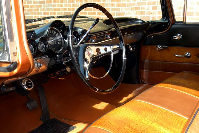 1960 el camino custom interior customer cars pinterest. Black Bedroom Furniture Sets. Home Design Ideas