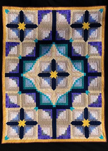 Pin By Quilting With Judy Martin On Log Cabin Quilts
