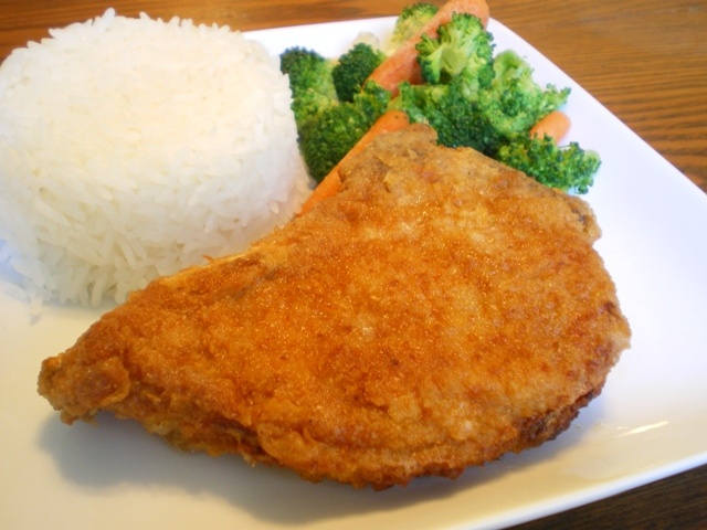 Country Fried Breaded Pork Chops