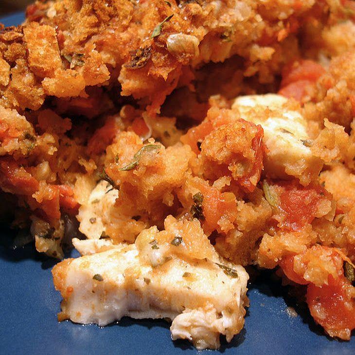 Bruschetta Chicken Bake IV Recipe | comfort food | Pinterest