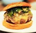 Quadruple Chili Cheeseburgers | Recipe