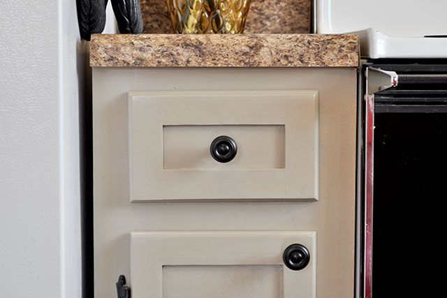 DIY Inexpensive Cabinet Updates Kitchen Pinterest