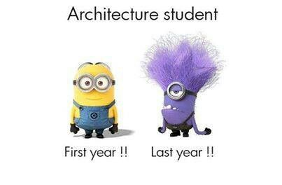 Architecture humor surviving architecture school 101 for Architecture students 9gag