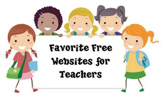 Favorite FREE Teacher Websites - Take time to explore them this summer!