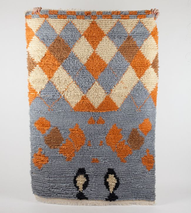 Wool Area Rug Drops Gypsya Home Goods Furniture