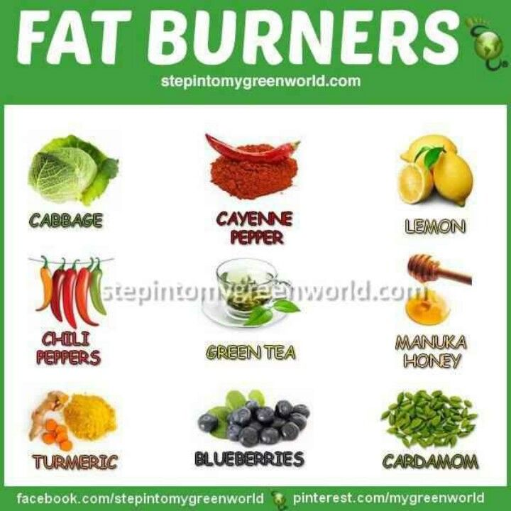 Food that are fat burners zs?r?get?