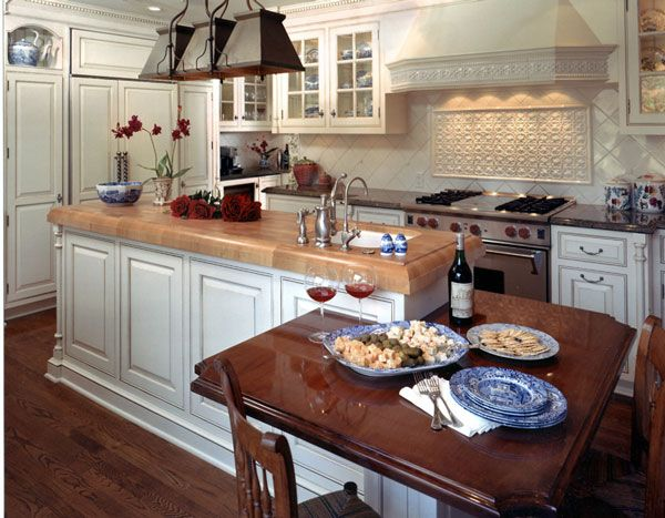 Extended Kitchen Island With Seating House Ideas Pinterest