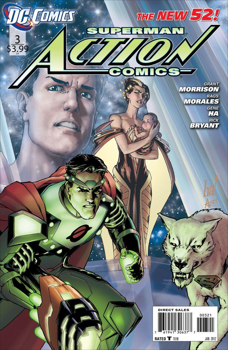 new 52 action comics - photo #1