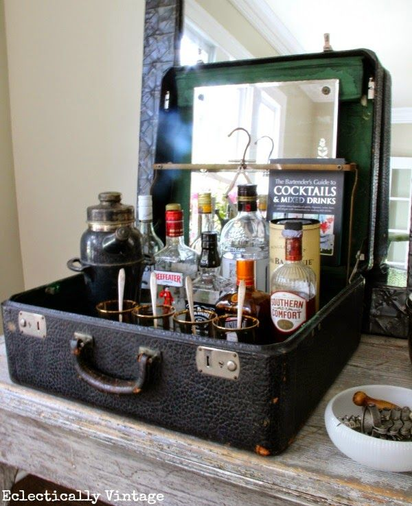 20 ideias de decoração para você fazer um bar em casa. | Um lar para Amar - Blog de decoração.